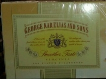 Сигареты George Karelias and Sons Smoother Taste